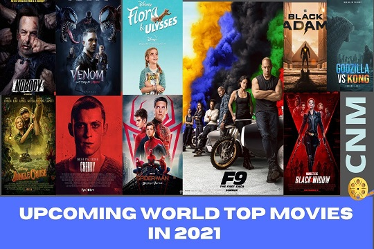 All upcoming movies are being released in February 2021