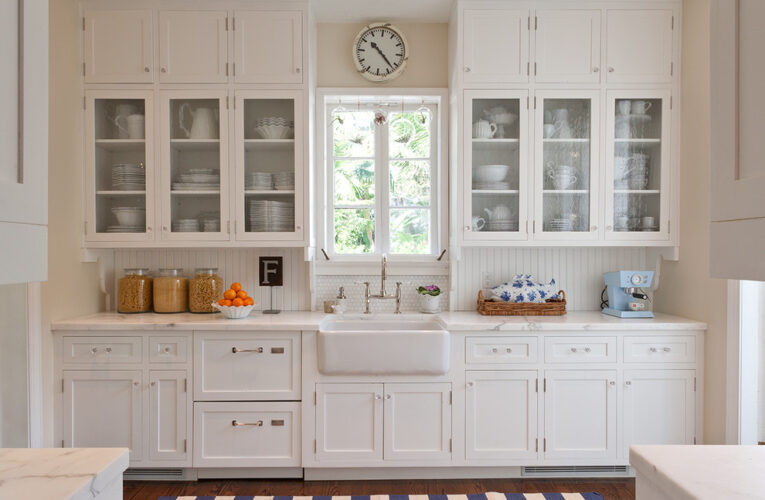 Marble backsplash tile for home revival