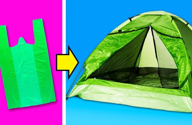 6+1 Camping Hacks you should try this summer