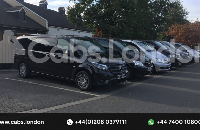 Different Means of London Airport Transfers