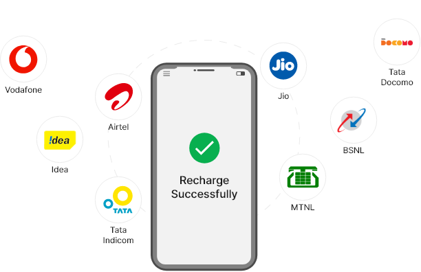 Can I recharge my mobile online through debit card?