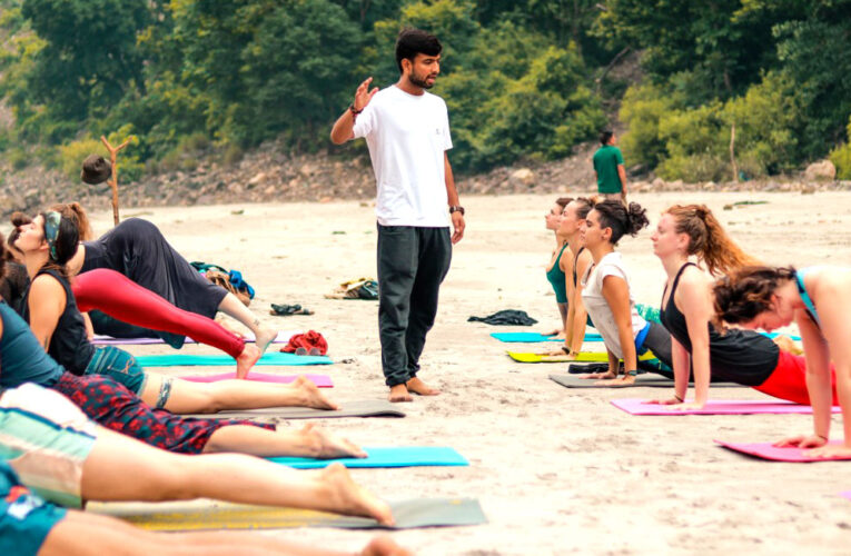 Here's How To Prepare For Your First Yoga Teacher Training