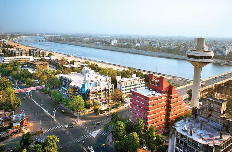 Why is Ahmedabad called the Manchester of India?