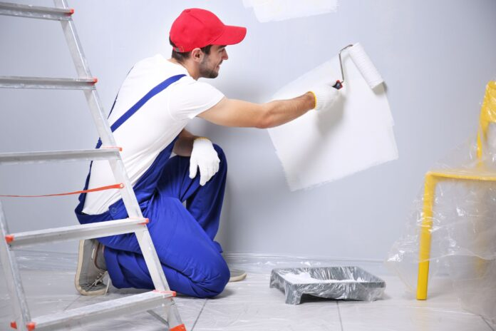 Painting Services In Downtown Dubai