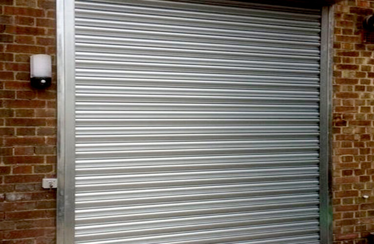 Rolling Shutters are best investment for your business