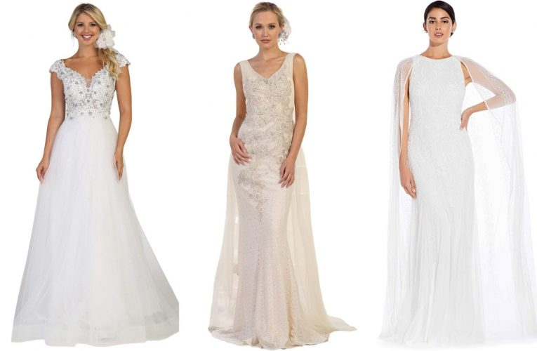 How To Plan Your Beach Wedding With Wedding Dresses On Sale