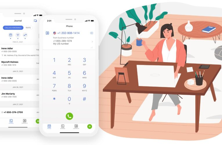 What is the Difference between a Virtual Phone Number and a Regular Phone Number?