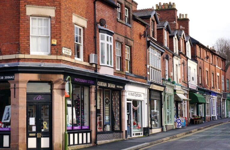 The use of retail design to the high street