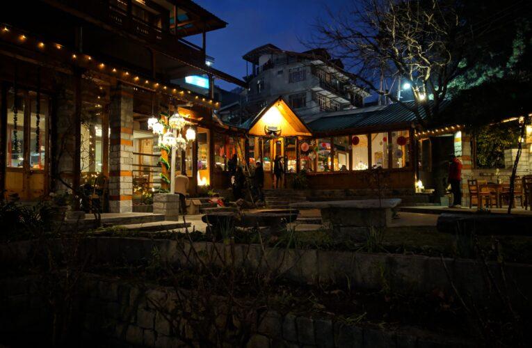 Top Five Hotels in Manali