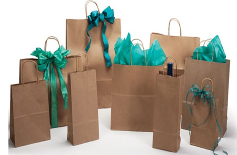 Opt For Wholesale Kraft Paper Bags As An Economic Packaging Solution
