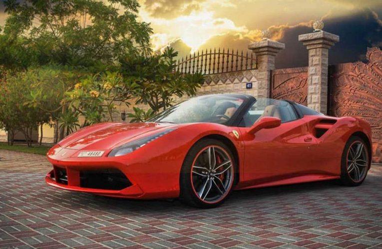 Best car servicing rent Ferrari Dubai 2021