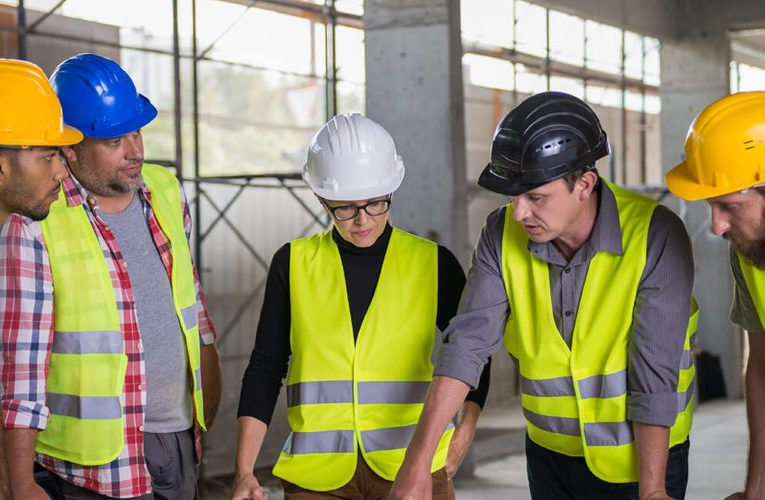 Why the construction industry needs NVQ 's