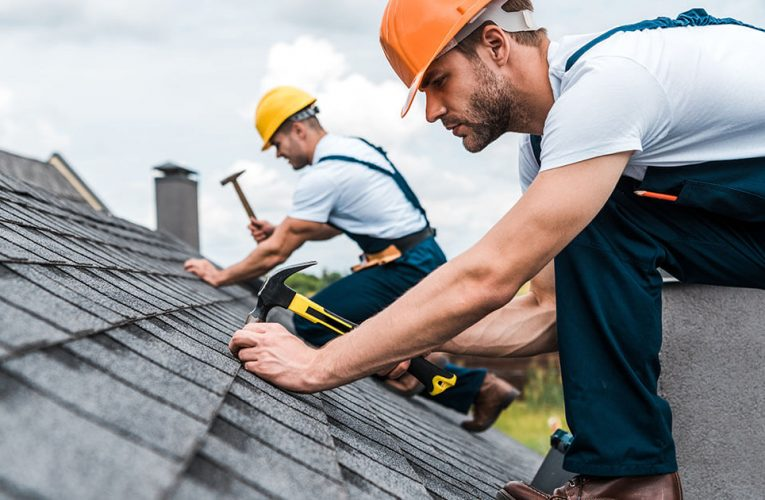 The Best Roofing Services Contractor in DMV Area