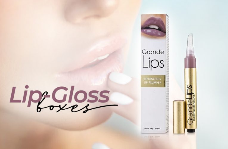 Understand the Influence of Custom Lip Gloss Packaging – 6 Amazing Facts
