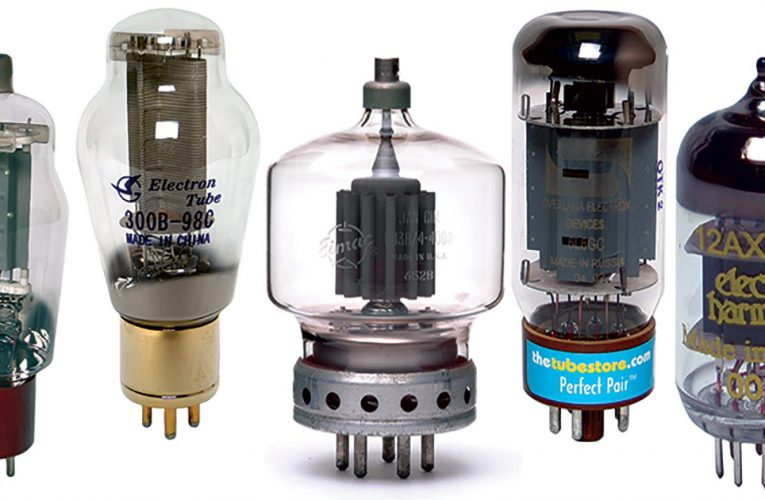 The development process of vacuum tube