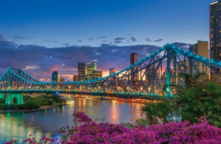 Why Brisbane is the best to tour?