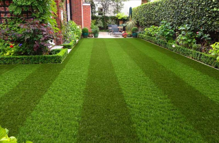 Artificial Grass Services Gives a Modern Look to the Garden in 2021