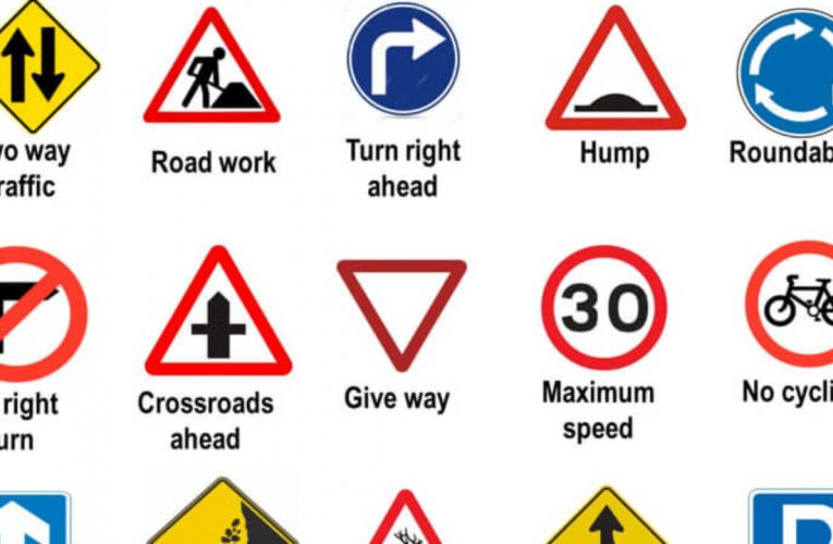 What is the Purpose of Traffic Signs?