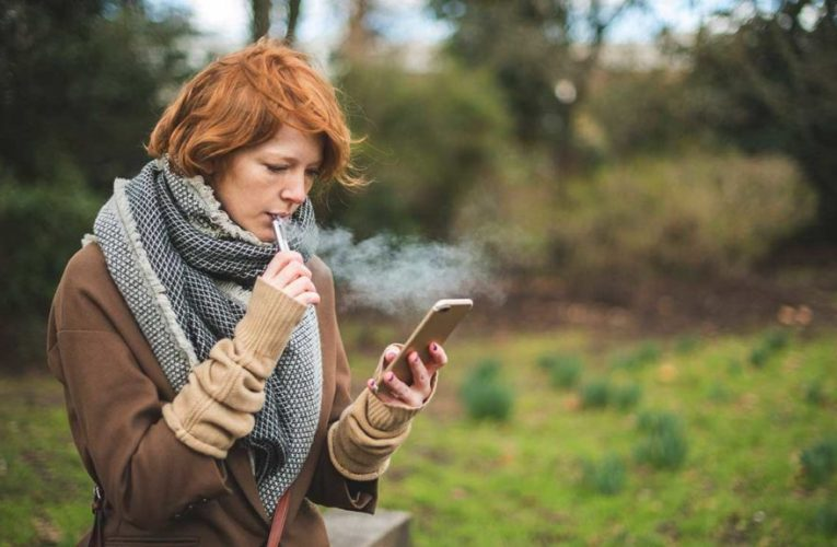 Smoking involving tobacco contains a specific chemical substance called nicotine