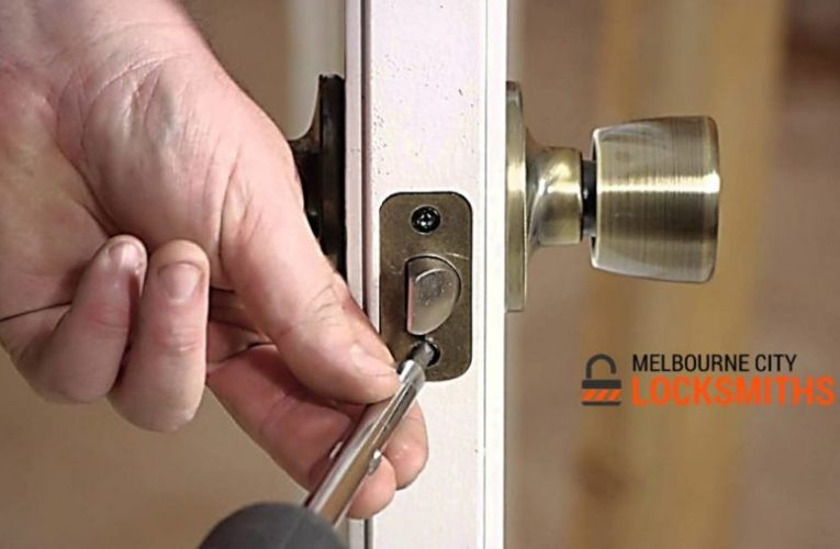 A LOCKSMITH EXPERT CAN HELP YOU OUT