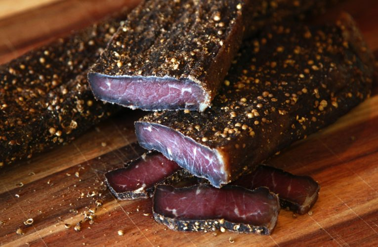 The ultimate South African Biltong Recipe