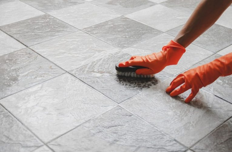 Top Benefits to Professional Tile and Grout Cleaning