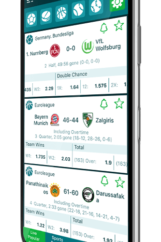 Top 5 Sports Betting apps